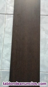 Estanteria (balda) color wengé