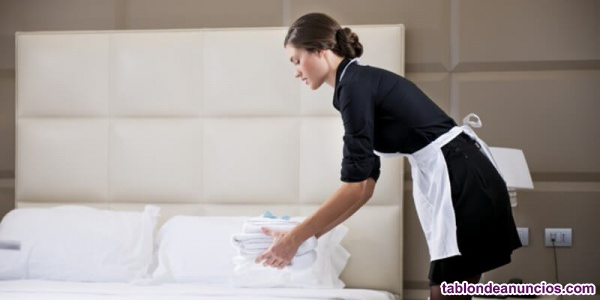 Limpieza APARTAHOTELES  10euros/hora