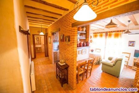 26-23  precioso apartamento de estilo rural, en un