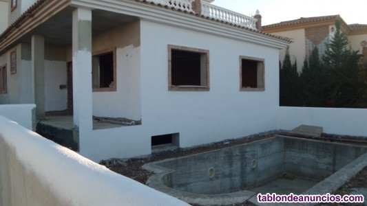 2497-v espectacular villa en construccion, oportun