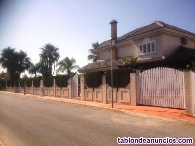 2512-V  ALHAURIN DE LA TORRE - Villa independiente