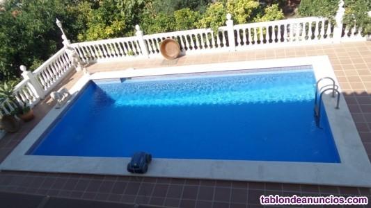 2442-V ALHAURIN DE LA TORRE - Se vende villa indep