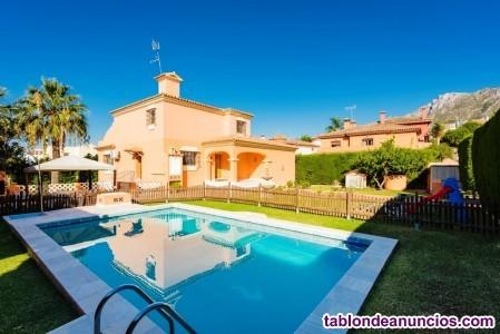 Bc2249-v en venta espectacular villa con preciosas