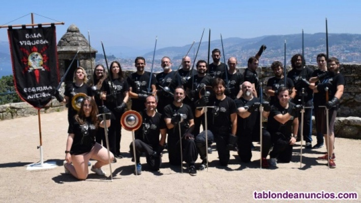CLASES DE ESGRIMA HISTORICA EN VIGO