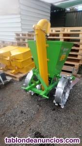 Aperos y repuestos para tractores agrícolas