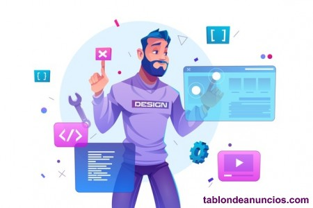 Diseño páginas web y tiendas online