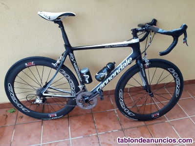Cannondale Synapse T-56 SRAM RED