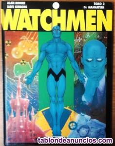 Watchmen - dr. Manhattan en tapa dura
