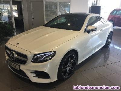 Mercedes benz e coupe  220 d