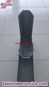 Fijacion automatica para rueda de moto