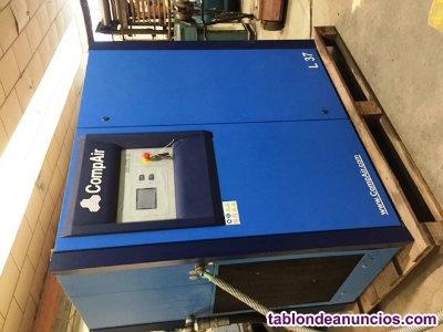 Compresor de tornillo compair 50 cv   velocidad constante