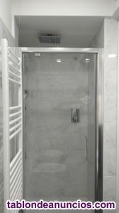 Plato ducha por bañera