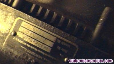 Motor mercedes om 636 para mercedes y dkw f 1000 d auto union del 1.972