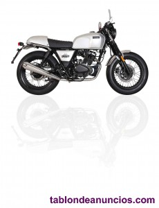 Brixton 125 r cafe racer