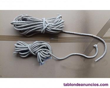 Cuerdas de Naylon/poliamida.