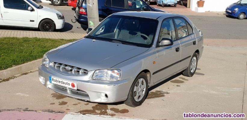 Hyundai Accent 1.3i GL