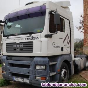 Tractora MAN TGA 18440
