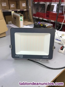 Foco proyector led smd 100w. 220v. Osram.