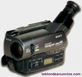 Videocámara SONY TR740