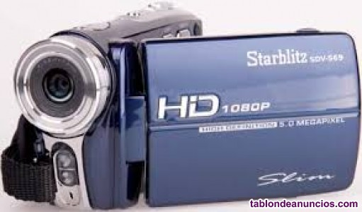 Mini-videocámara marca starblitz