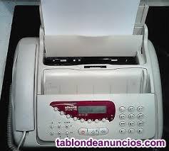 Teléfono-fax olivetti 490