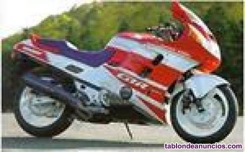 Honda CBR 1000 despiece