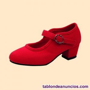 Calzado y ropa flamenca