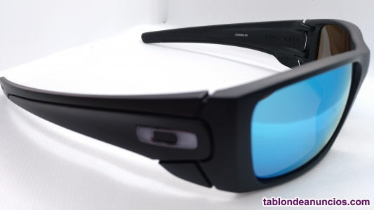 Oakley fuel cell azuladas polarizadas
