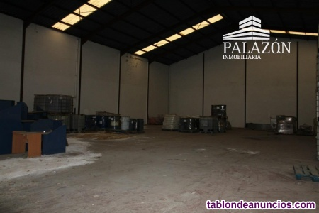 Ref: 1201. Nave industrial en alquiler en Catral (Alicante)