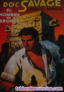 Novelas de doc savage