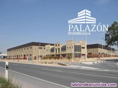 Ref: 0360. Nave industrial en venta, en Crevillente (Alicante)