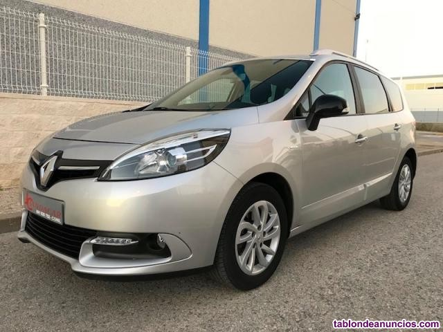 Renault grand scenic 1.6 dci 130 cv limited 7 plazas!!