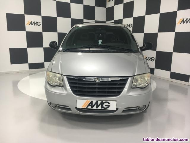 Chrysler grand voyager grand voyager 2.8 crd lx auto