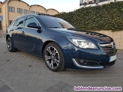 Opel Insignia 2.0Cdti ST 163Cv Excellence Libro Garantía IVA