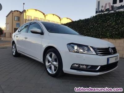 Volkswagen Passat 2.0Tdi 140Cv Exclusive Libro Garantía IVA Incl.