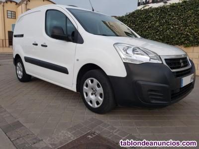 Peugeot Partner 1.6Hdi 90Cv Libro Garantía IVA Incl.