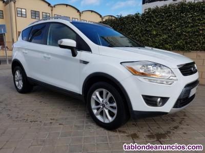 Ford Kuga 2.0Tdci Titanium S 140Cv Techo Cuero Libro IVA Inc