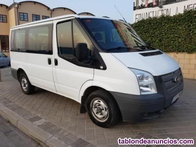 Ford Transit 280S 2.2Tdci 125Cv Kombi 9 Plzas Garantía e IVA