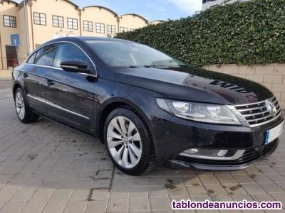 Volkswagen CC 2.0Tdi 140Cv 5Plzas GPS Cuero Xenón Nacional