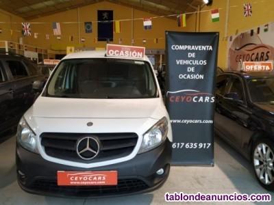 Mercedes-benz citan n1 furgón 108cdi compacto