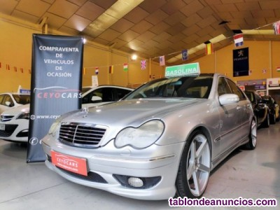MERCEDES-BENZ Clase C 200 K Avantgarde