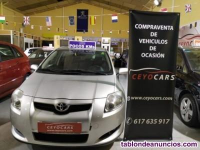 TOYOTA Corolla 2.0D-4D Sol