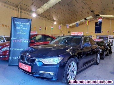 Bmw serie 3 325da luxury