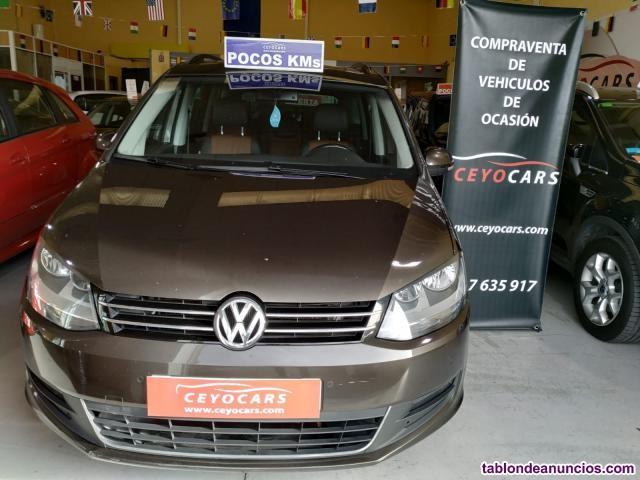 Volkswagen sharan 2.0tdi travel bmt dsg 140