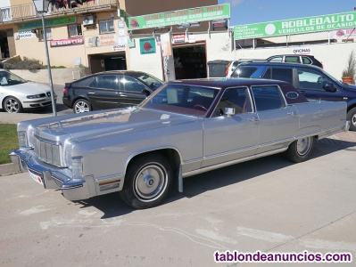 Ford Lincoln Continental