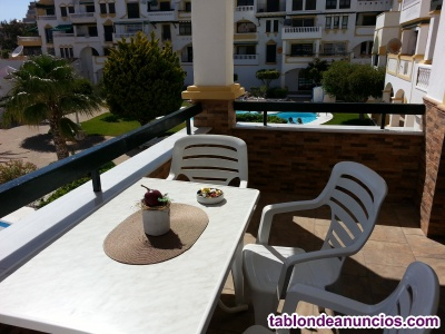 Precioso apartamento en la playa de roquetas de mar , semanas , vacaciones