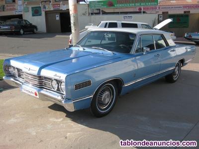 Ford Mercury Monterey Brougham