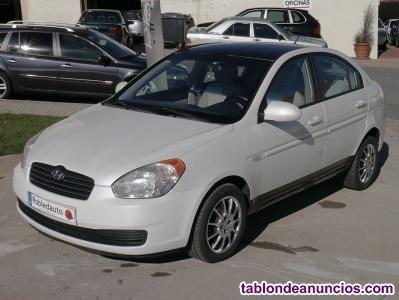 Hyundai accent 1.5 crdi vgt gl, 110cv, 4p del 2006