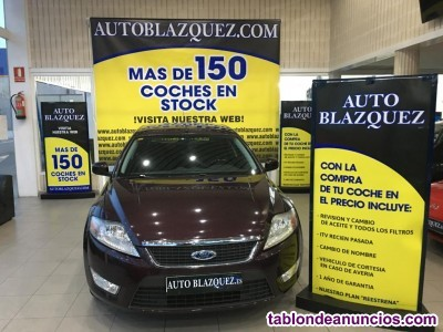 FORD MONDEO, FORD MONDEO 1.8 TDCI 125 ECONETIC, 125CV, 5P DEL 2010
