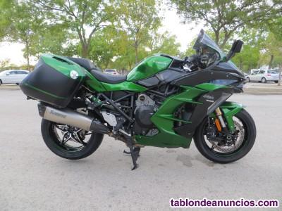 Tablón De Anuncios Vendo Kawasaki Ninja H2 Sx Se Motos Segunda Mano